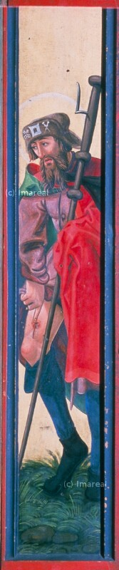 Hl. Rochus von Haller Andre
