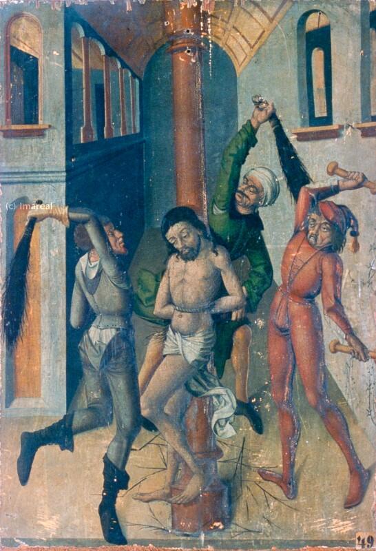 Geißelung Christi von Enzelsberger Martin