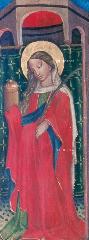 Hl. Maria Magdalena von Meister der St. Lambrechter Votivtafel