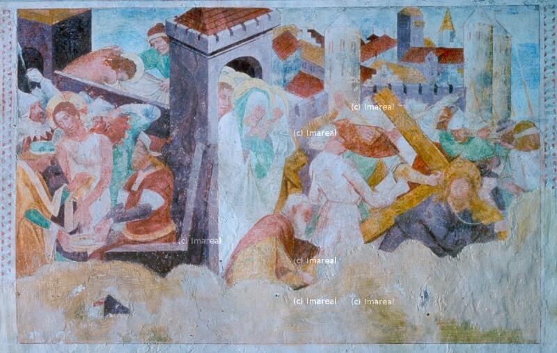 Kreuztragung Christi von Thomas von Villach