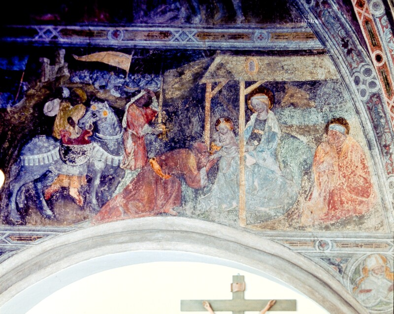 Anbetung der Könige von Hans von Bruneck