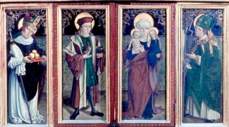 Hl. Vitus von Stöberl Matthias