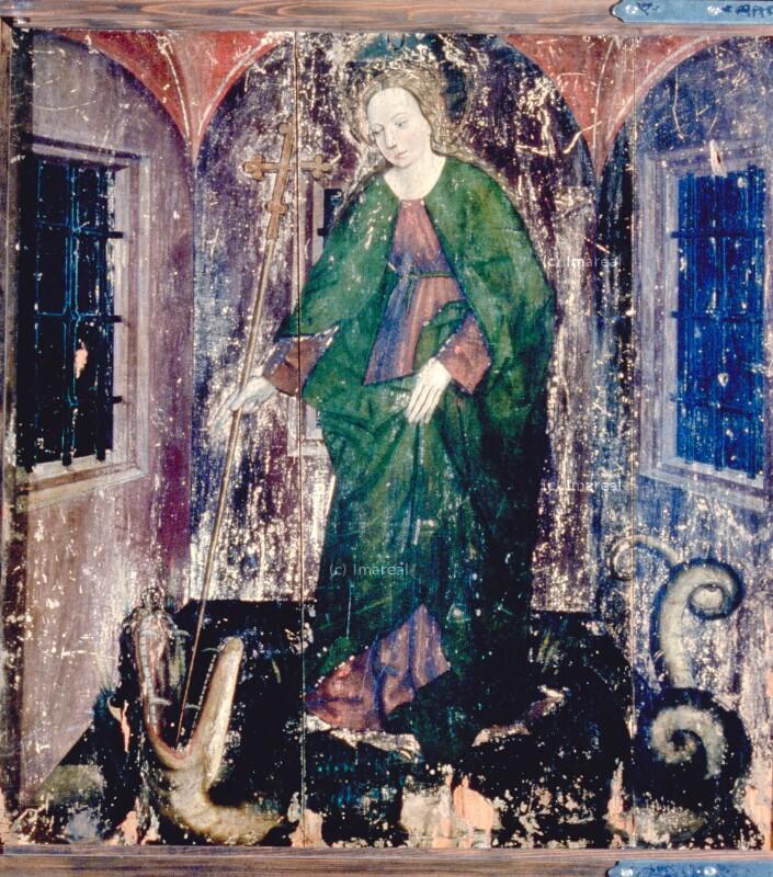 Hl. Margareta von Simon von Taisten