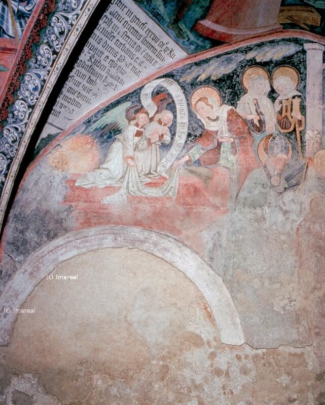 Drei Marien am Grab Christi von Leonhard von Brixen