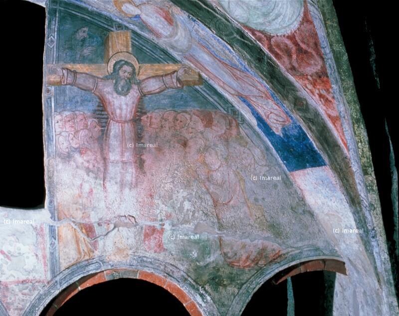 Kreuzigung des Hl. Philippus