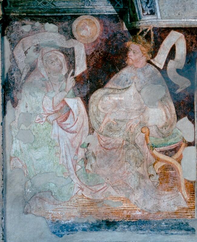 Augustus und die Sibylle von Tibur