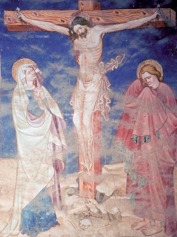 Kreuzigung Christi dreifigurig