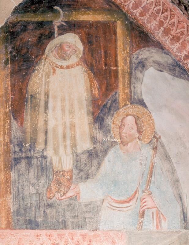 Galgenwunder des Hl. Jakobus maior