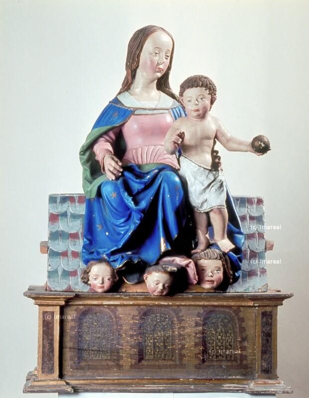 Hl. Maria mit Kind von Wideman Gregor
