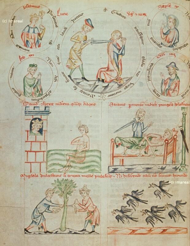 Judit tötet Holofernes