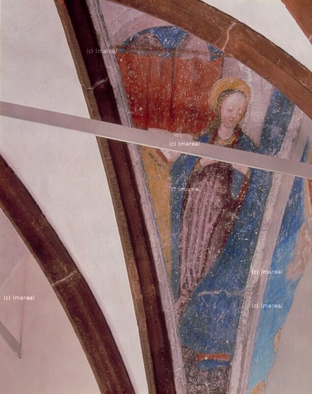 Verkündigung an Maria von Simon von Taisten
