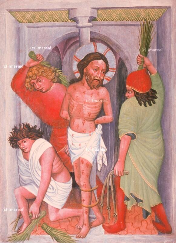 Geißelung Christi von Meister von St. Sigmund-Umkreis
