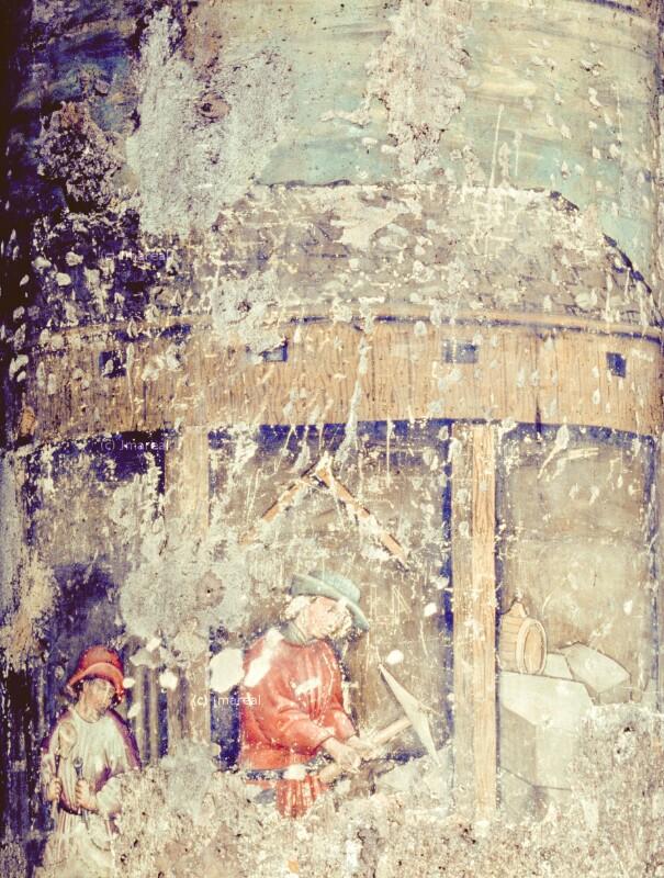 Bauhandwerk von Laib Conrad