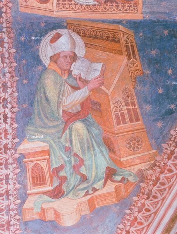 Hl. Augustinus von Meister Wenzlaus