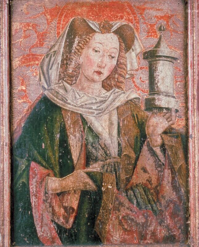 Hl. Maria Magdalena von Pacher Friedrich