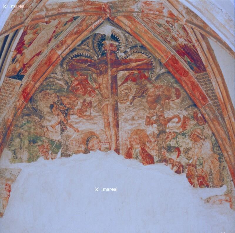 Kreuzigung Christi von Pacher Friedrich