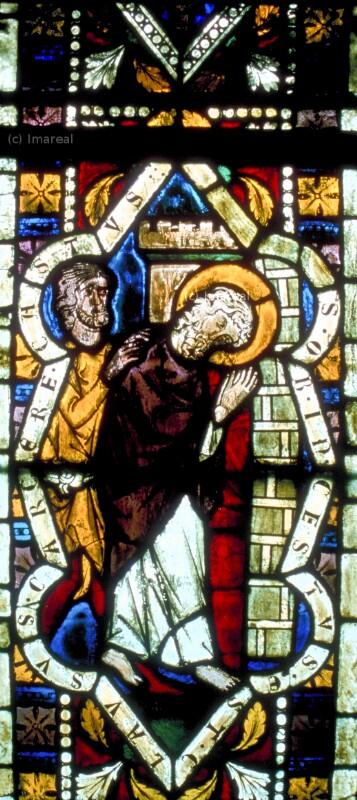 Gefangennahme des Hl. Johannes des Täufers