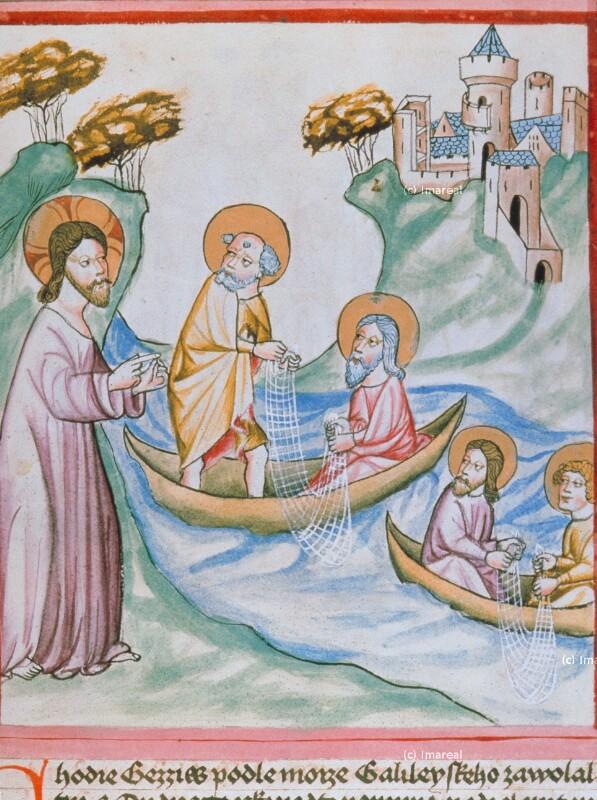 Berufung des Hl. Petrus von