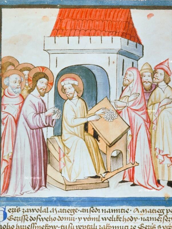 Berufung des Hl. Matthäus