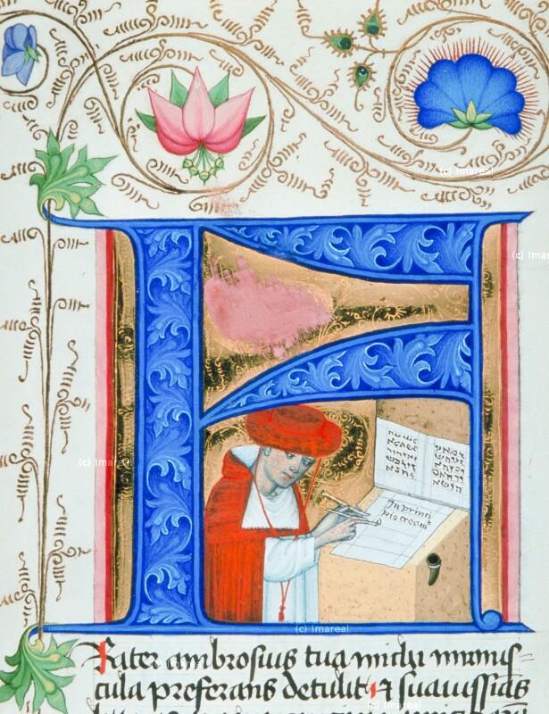Hl. Ambrosius von