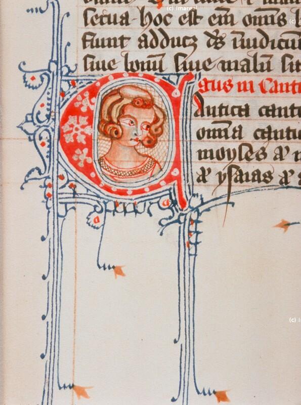 Mann von Herward von St. Andreae