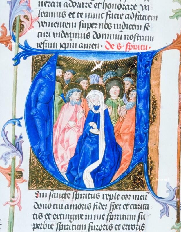Pfingsten von Martinus Opifex