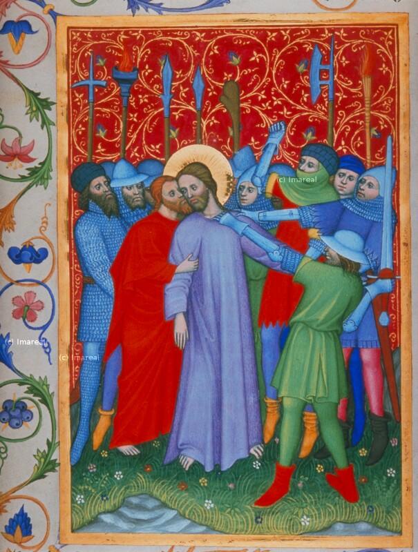 Gefangennahme Christi von Albrechtsminiator