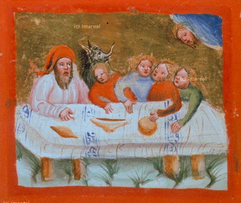 Gastmahl der Kinder Ijobs