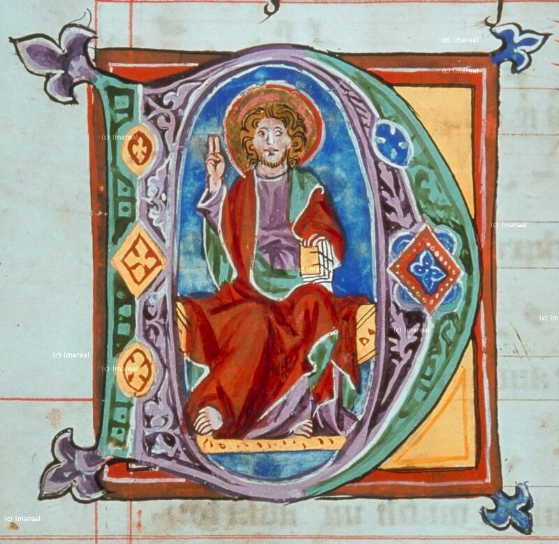 Christus thronend