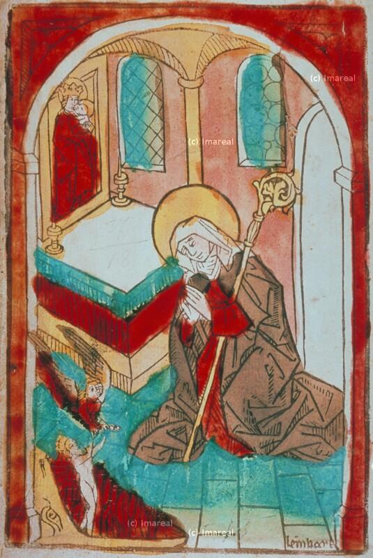 Hl. Maria mit Kind von