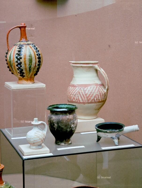 Krug von Palast-Werkstatt Ofen