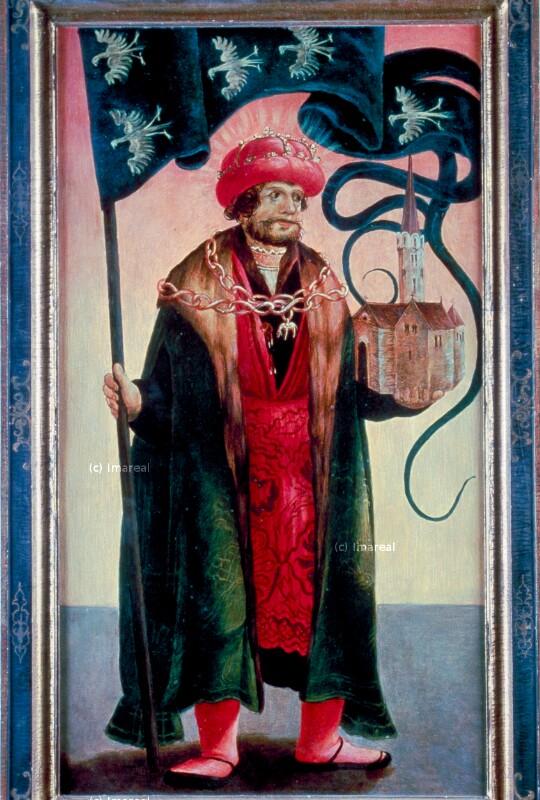 Hl. Leopold von Meister von Innerochsenbach