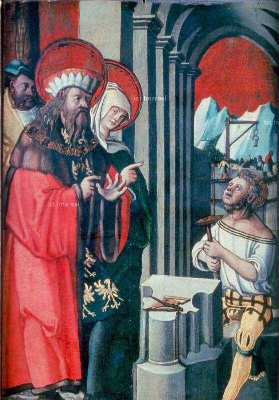 Klostergründung durch den Hl. Leopold von