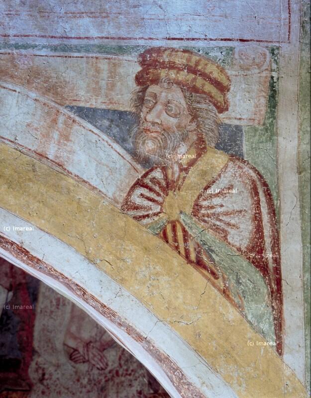 Prophet von Johannes von Kastav
