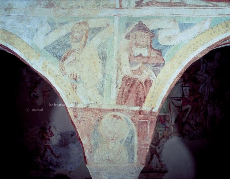 Weibliche Heilige von Johannes von Kastav