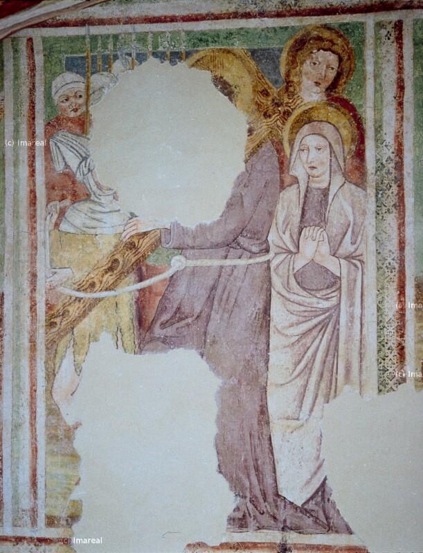 Kreuztragung Christi von Johannes von Kastav
