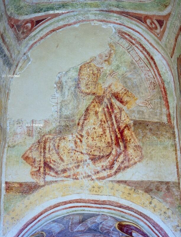 Verkündigung an Maria von Johannes von Kastav