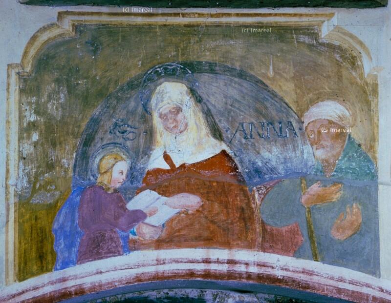 Erziehung der Hl. Maria
