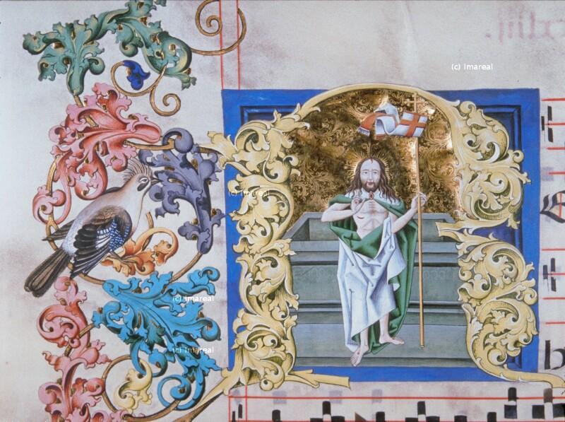 Auferstehung Christi von Jakob von Olmütz