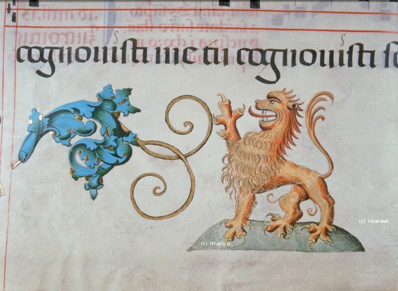 Löwe von Jakob von Olmütz