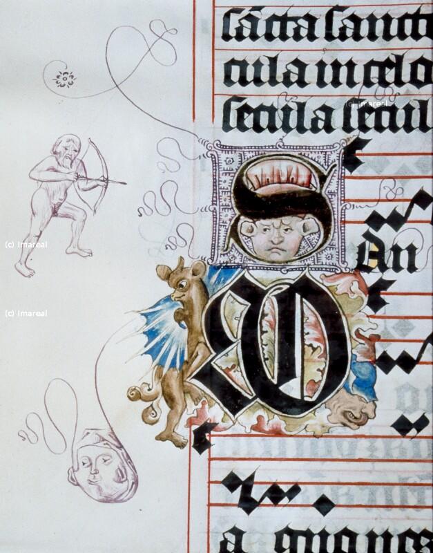 Bogenschütze von Meister Matthäus