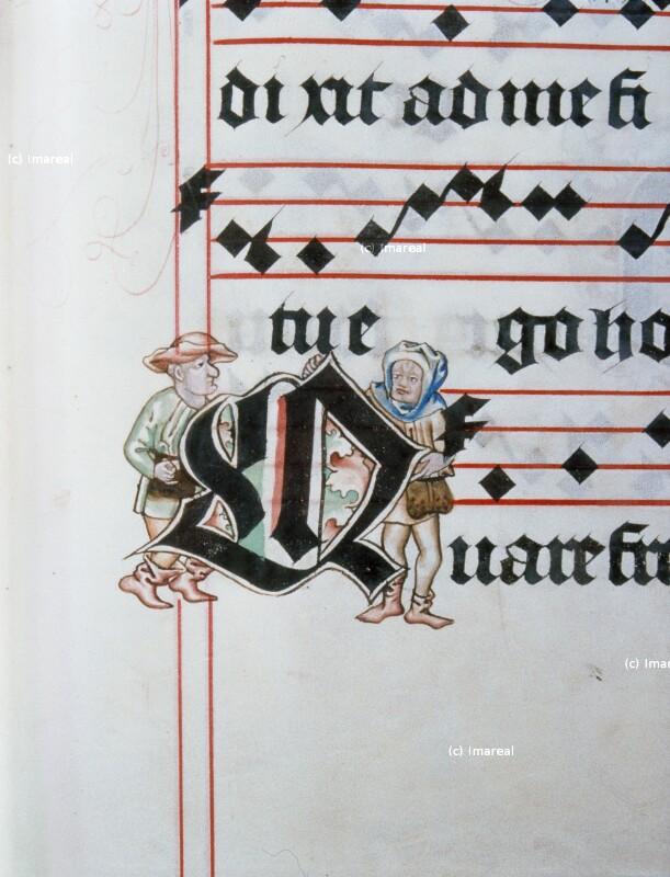 Mann mit Beutel von Meister Matthäus