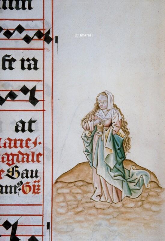 Hl. Maria Magdalena von Meister Matthäus