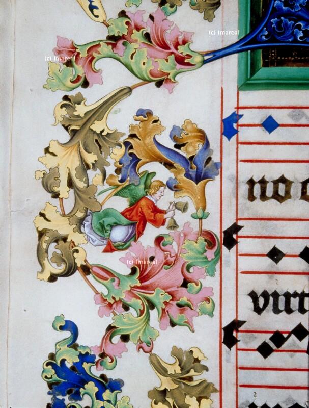Engel mit Glocken von Meister Matthäus
