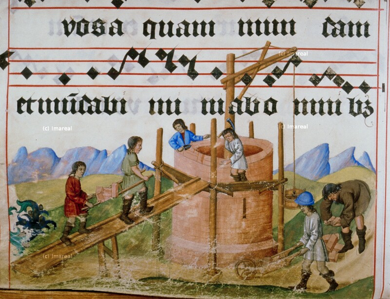 Turmbau zu Babel von Meister Matthäus