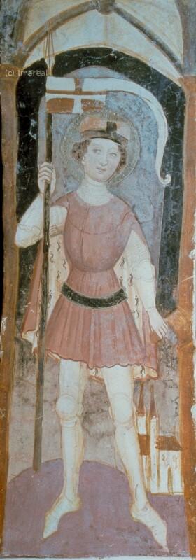 Hl. Florian von Johann von Laibach