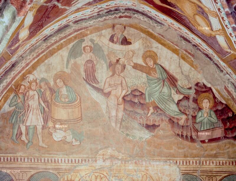 Tod des Hl. Johannes des Täufers