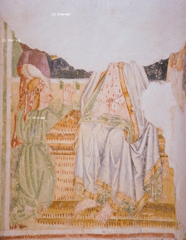 Dornenkrönung Christi von Johannes von Kastav