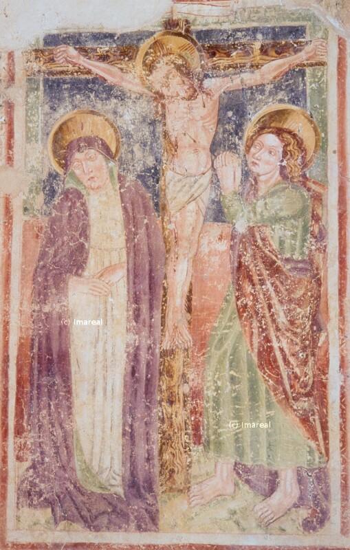 Kreuzigung Christi dreifigurig von Johannes von Kastav