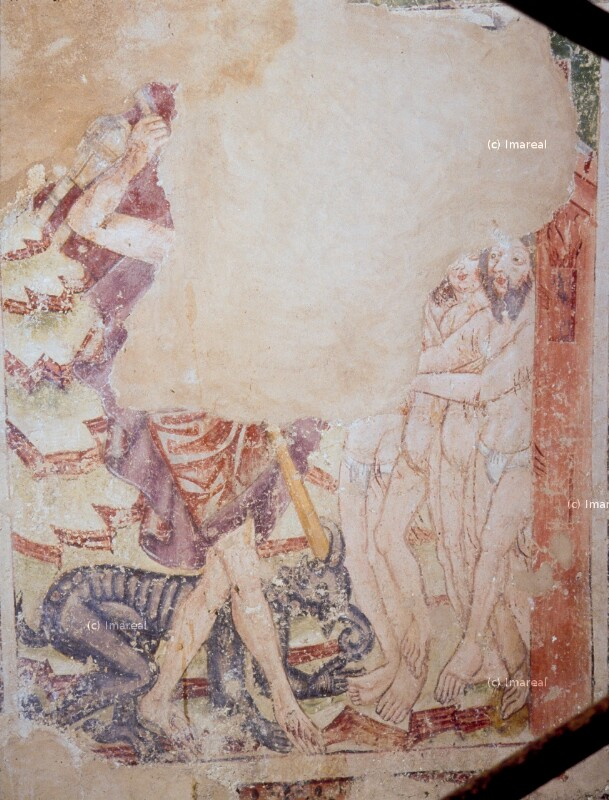Christus in der Vorhölle von Johannes von Kastav